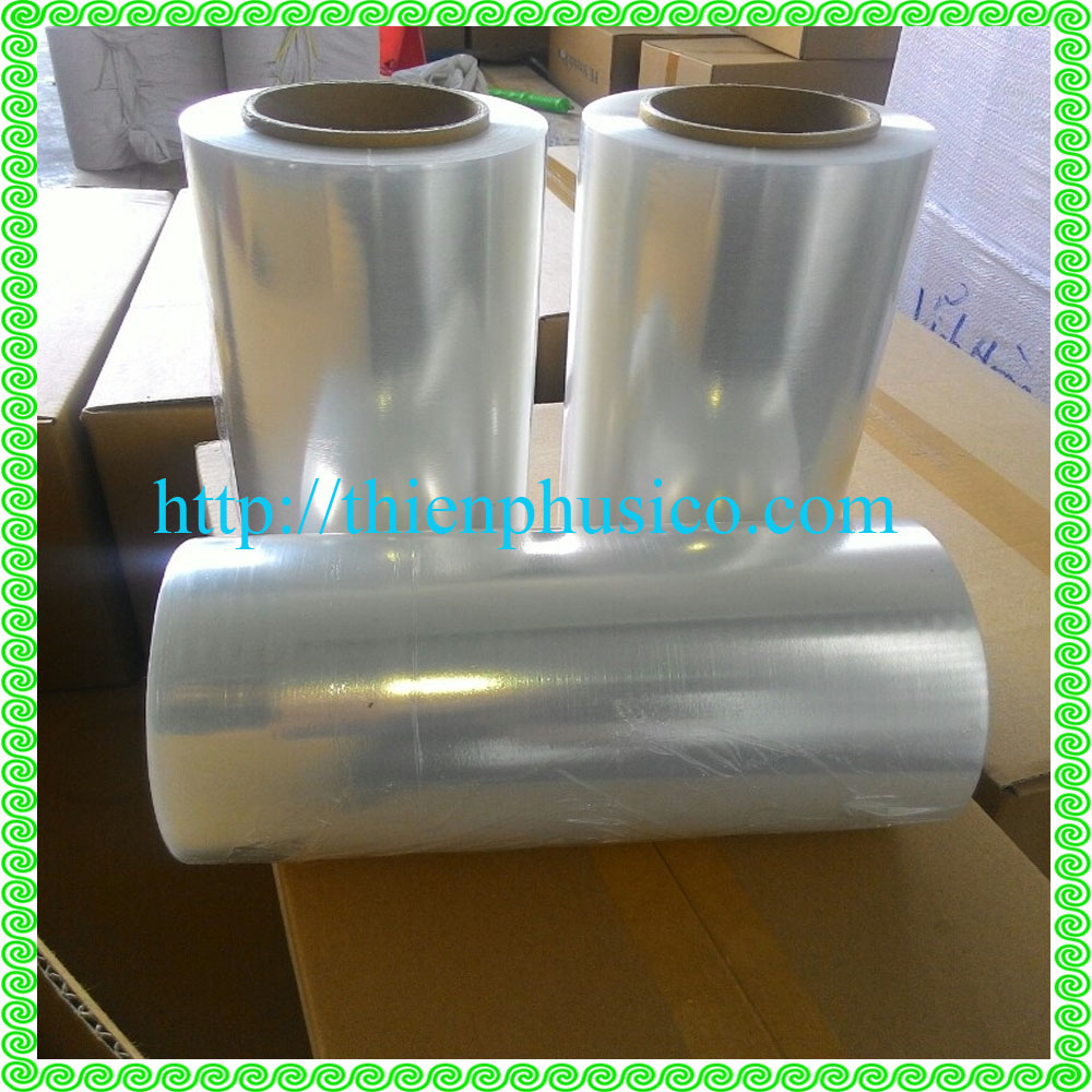 High quality PE pallet wrap stretch film