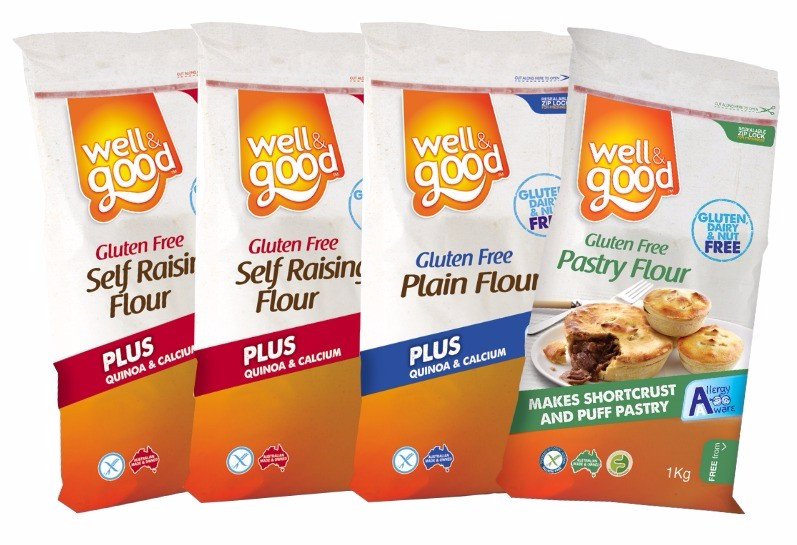 Gluten Free / Vegan Friendly Flours