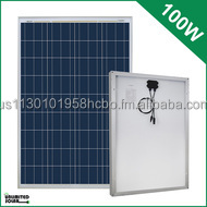 Unlimited Solar 100 Watt 12 Volt Solar Panel