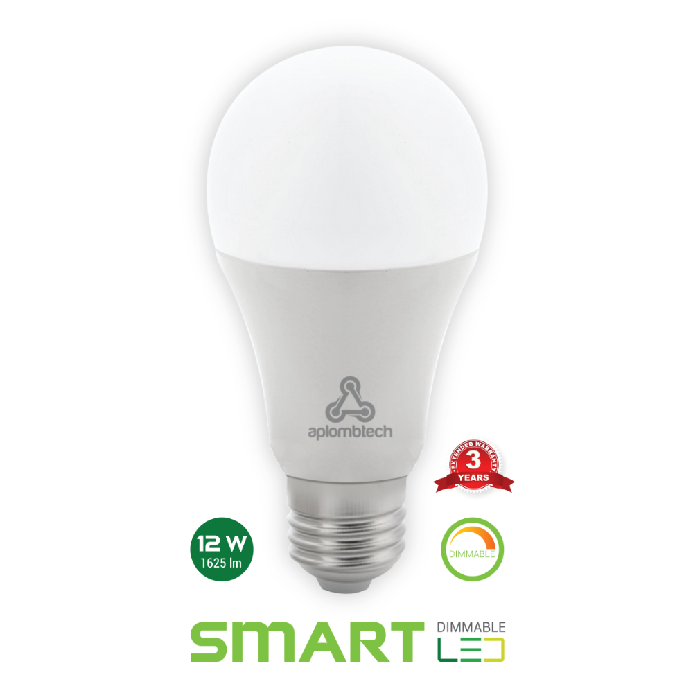 Smart Dimmable LED bulb (12 Watt )