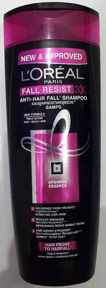 Loreal Hair Fall Resist 330ml