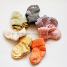100% organic cotton baby accessories made in Japan