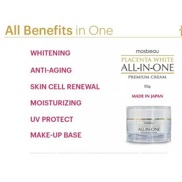 ALL IN ONE PREMIUM FACIAL CREAM