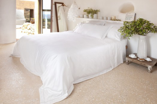 600 Thread Count Egyptian Cotton Bed Linen - Made in Egypt