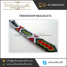 Good Quality Hand Made Friendship Bracelet for Wholesale Buyer and Supplier