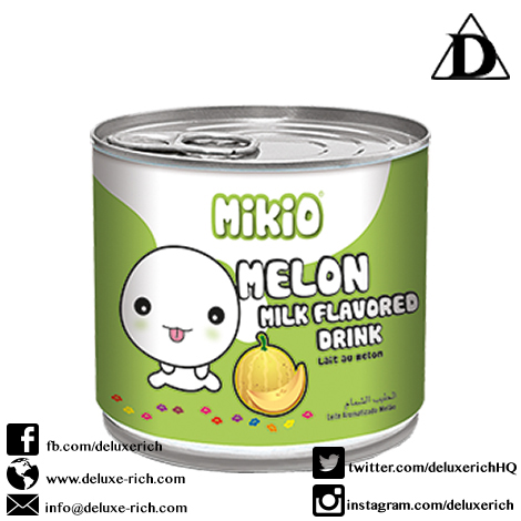 Melon Flavoured Milk