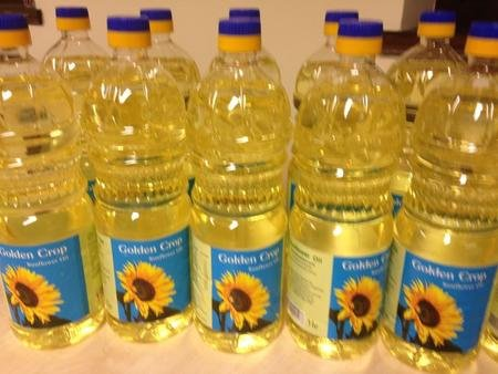High Quality Pure Refined Sunflower Oil and Crude Oil