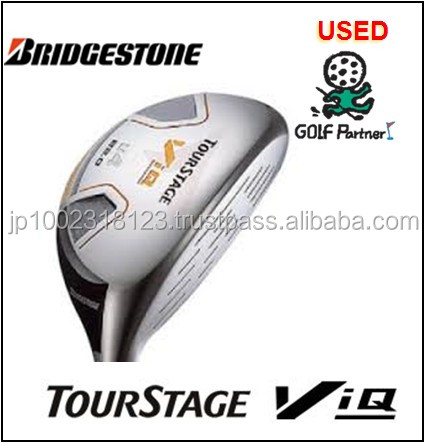 Hot-selling cables and wires golf and Used Hybrid Bridgestone Tourstage VIQ(2008) with good condition