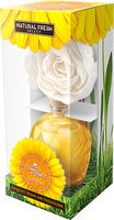 NATURAL FRESH SELECT BLOOM AT HOME natural air freshener