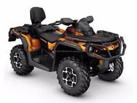 2016 Can-Am Outlander MAX Limited Cognac