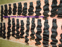 Original Virgin Indian Silky Straight Hair 100% Human Hair Dubai 8a grade