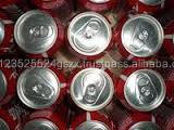 Coca Classic 330ml products/drinks in cans(Cola)English, Arab , German Text All Available