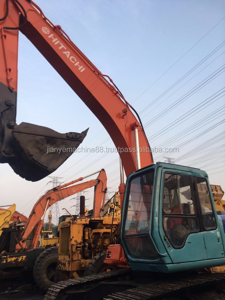 20ton earth moving machinery Hitachi EX200-2 used excavator for sale