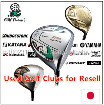 Used and popular mini golf clubs used golf club with good condition