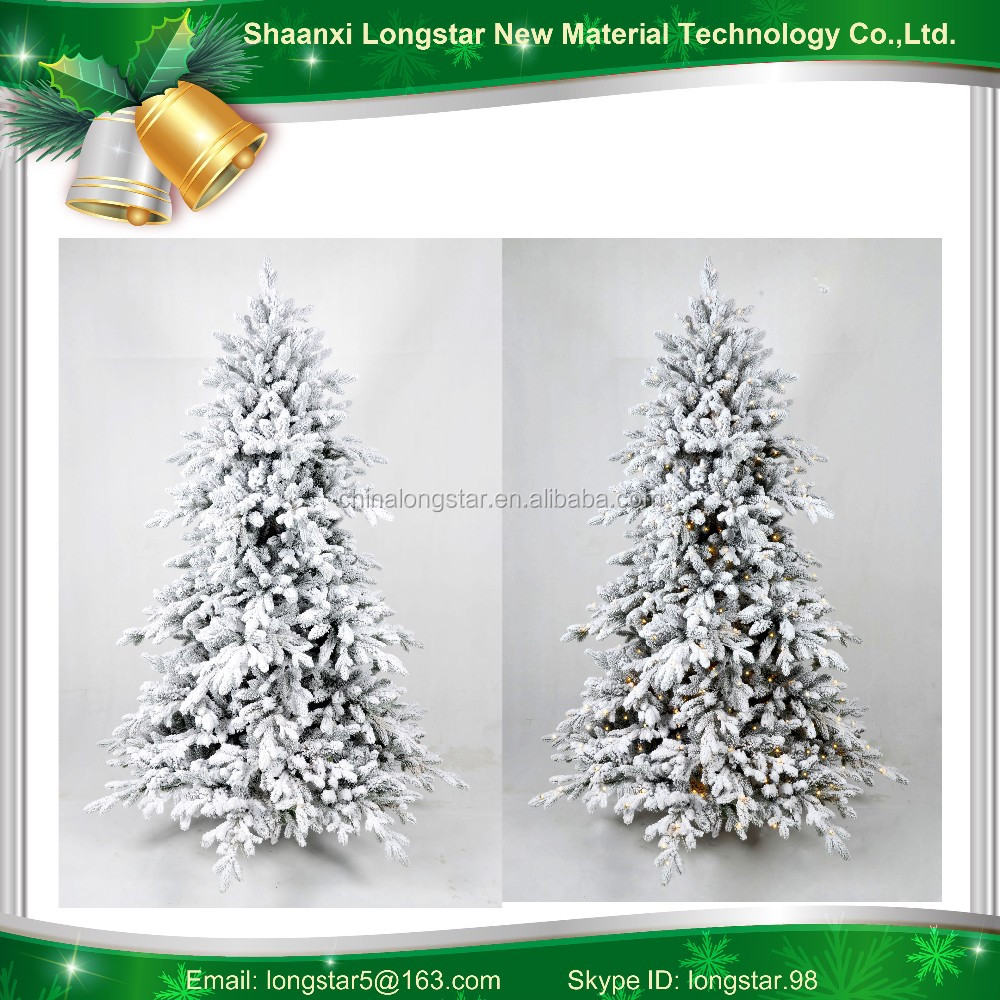 Pre-Lit 7.5' Pine Artificial Christmas Tree with Multiple colors and lights