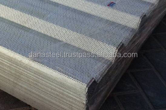 Corrugated Acoustic Profile Sheet Manufacturer - Dubai - DANA