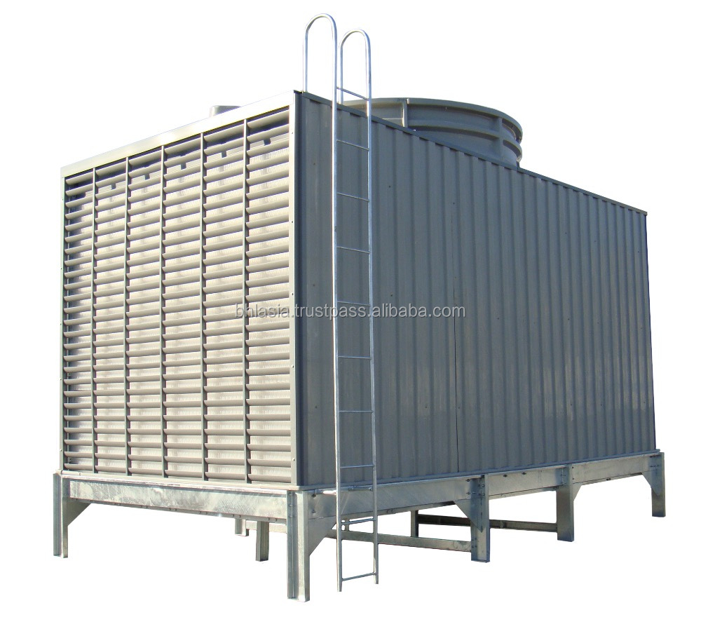 Square Cross Flow Cooling Tower