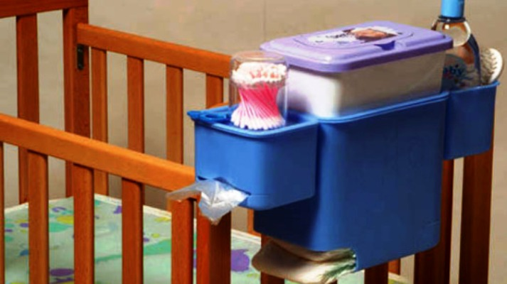 Diapers Caddy Happy Nappy - Stores for Your Baby Diapers