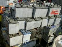 Drained lead battery scrap for sale
