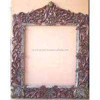 Wooden CNC Machine Carved Mirror Frame For Sale For Sale