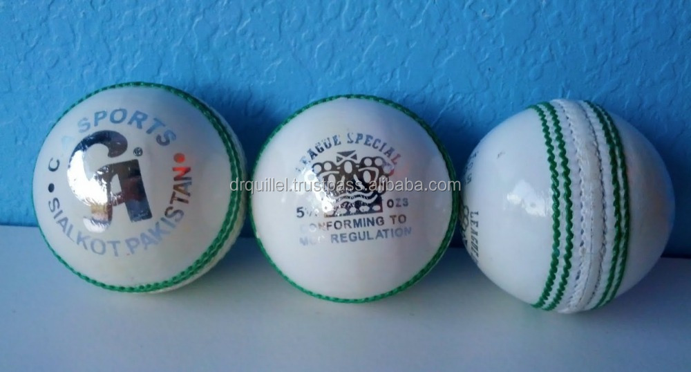 PROFESSIONAL CA LEAGUE SPECIAL WHITE CRICKET BALL