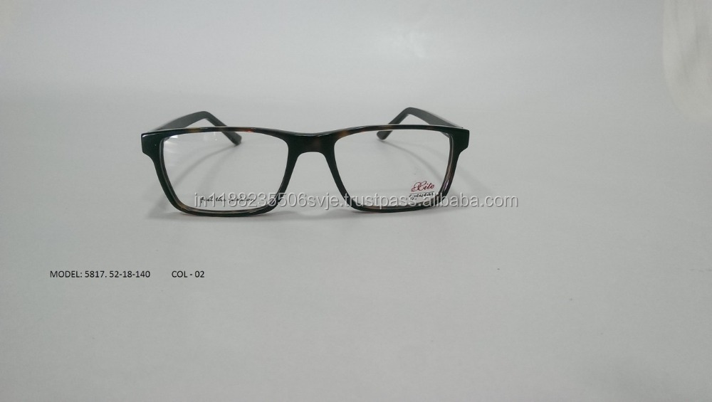 simple style optical spectacle frame