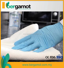 medical colored nitrile exam gloves with wholesale price
