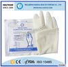 Disposable Sterile Latex Surgical Gloves for surgery with powdered and powdered free