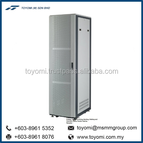 Telecomunication Network Server Rack Cabinet