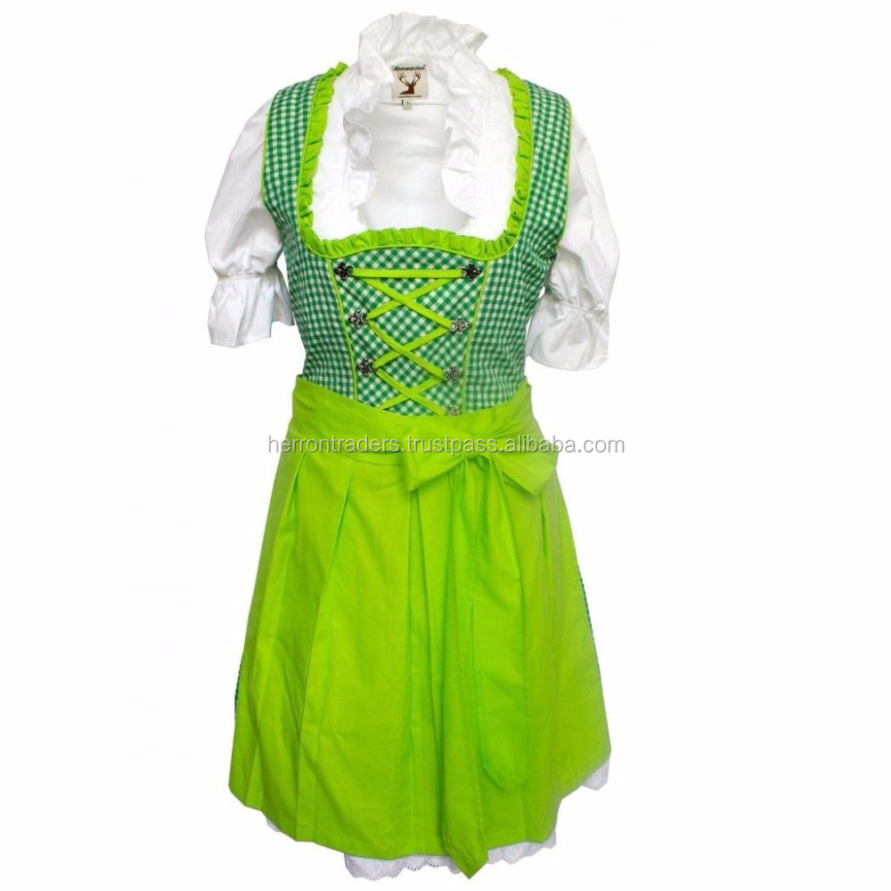 Latest Dirndl Dress For Oktoberfest