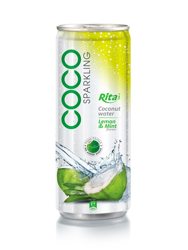 Sale Sparkling Coconut Water
