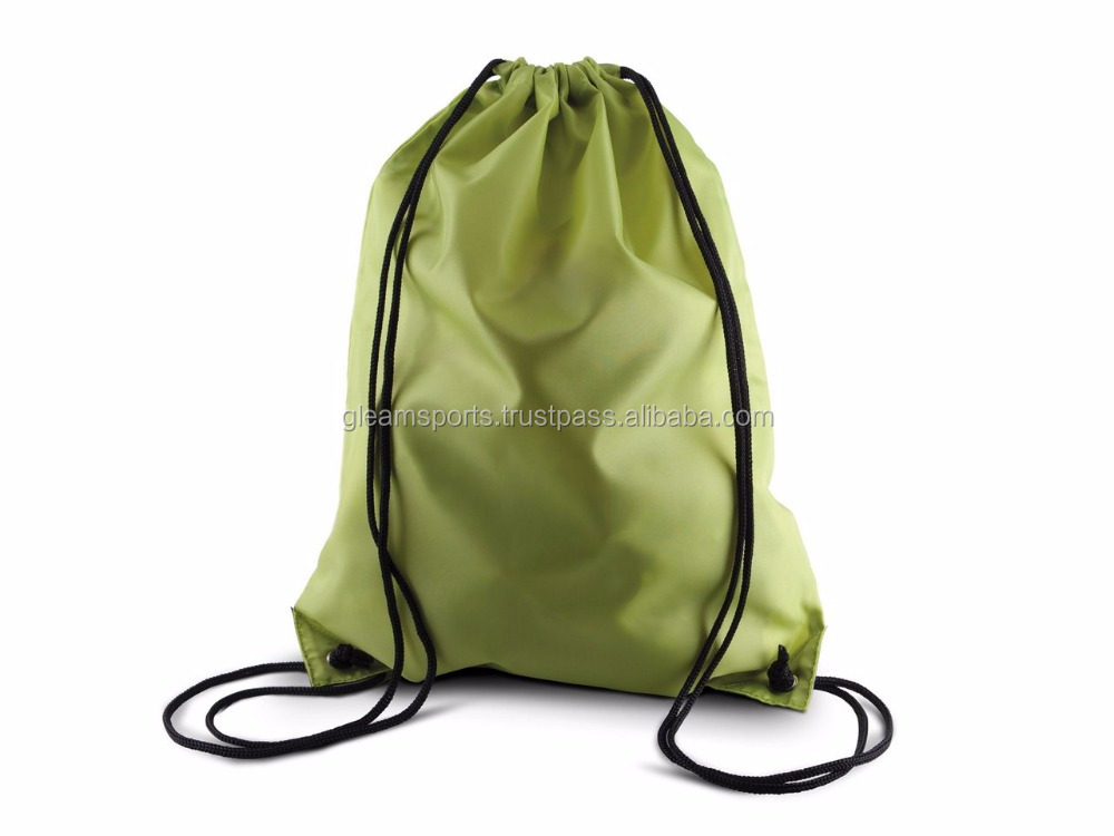 cotton drawstring bag cotton sports bag and draw string bag
