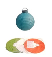 Paper Lantern 10 In. Asst Colors