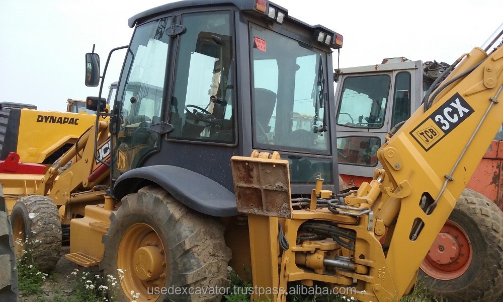 JCB Backhoe For Sale JCB Prices JCB 3CX Backhoe Loader For Sale