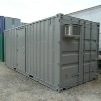 40ft 20ft Office Storage Mobile Office