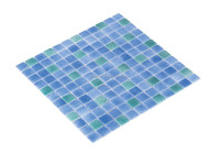 Thickness 4 mm glass mosaic tile