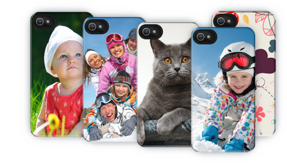 Sublimation Blank Hard Plastic White Cell Phone Cases