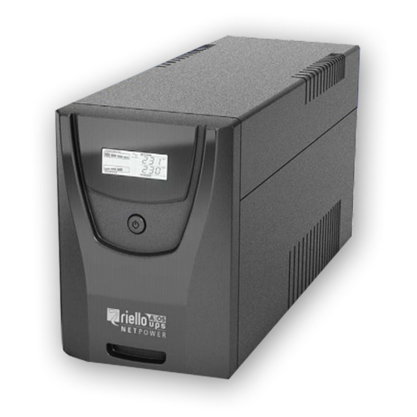 Riello Net Power 600Va Uninterruptible Power System