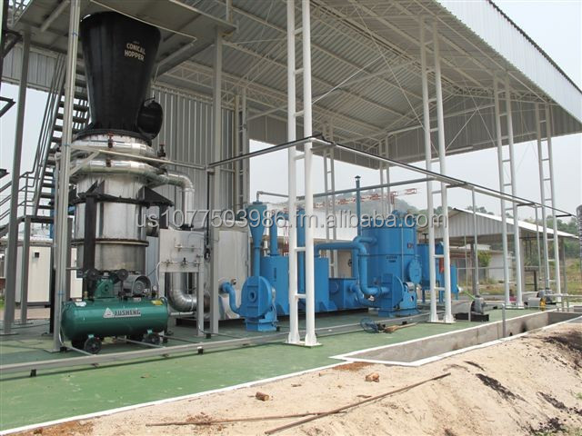 WOOD GASIFIER MANUFACTURERS (FOR POWER GENERATION)