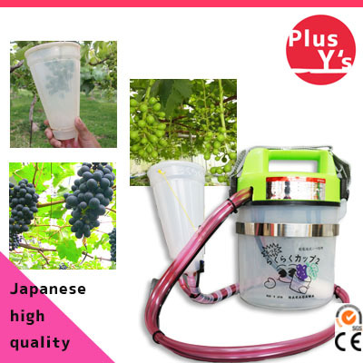 Easy gibberellin treatment machine for grape seed extract