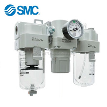 Reliable and Durable lpg gas regulator with meter SMC product for industrial use