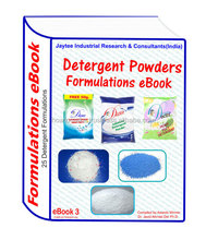 Formulations eBooks on Detergent powders manufacturing ebook3