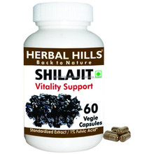 Shilajit capsules for Nutritional Supplement for Men's health