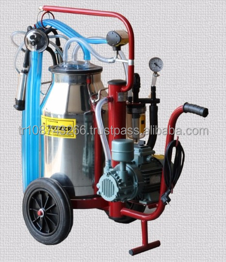 Cow Milking Machine Single Unit Dry Vacuum Pump
