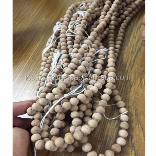 Mysore sandalwood beads japan mala, sandalwood handicraft