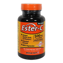 Ester-c With Citrus Bioflavonoids, 500 mg, 90 Vegitabs by American Health