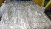 LDPE scrap film 98/2 Low Density scrap film polyethylene