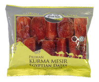Natural Healthy Snack / Instant Food Gurun Emas Egyptian Dates (Convenient Bag)