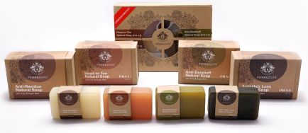 Peter & Guys Natural Soap Collection