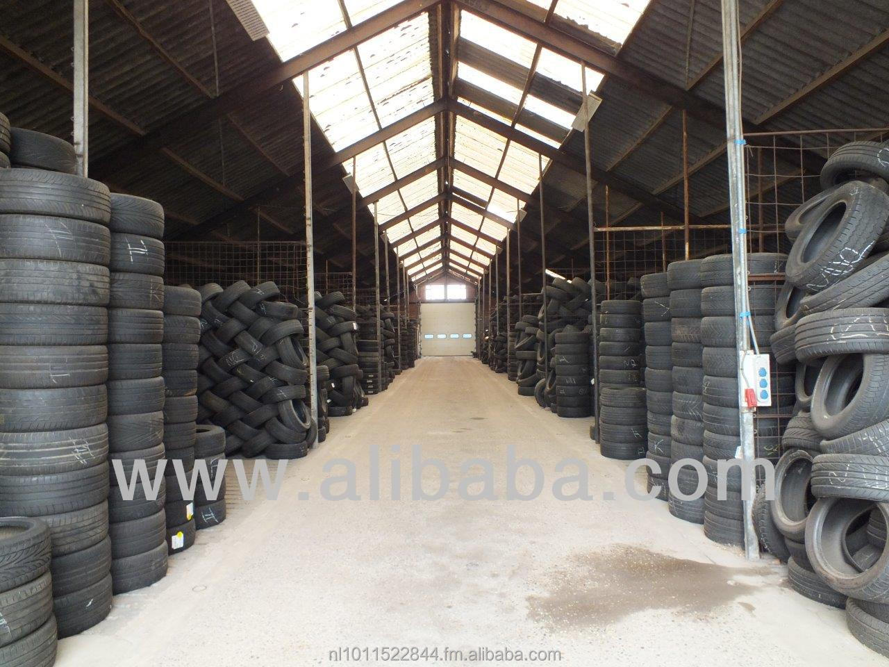 Used tyres 2-3,5 MM